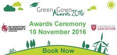 Green Gown Awards 2016 Ceremony image #1