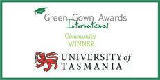 International Green Gown Awards Community Winner