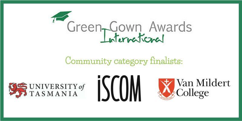 International Green Gown Awards 2017-2018 Finalists Announced ...