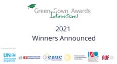 2021 International Green Gown Awards Winners image #1