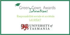 Des International Green Gown Awards Responsabilité Sociale et Sociétale Lauréat