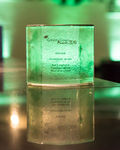 Green Gown Awards trophy