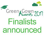 Green Gown Awards Uk and Ireland 2017 announces finalists!