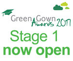 Green gowns 2017