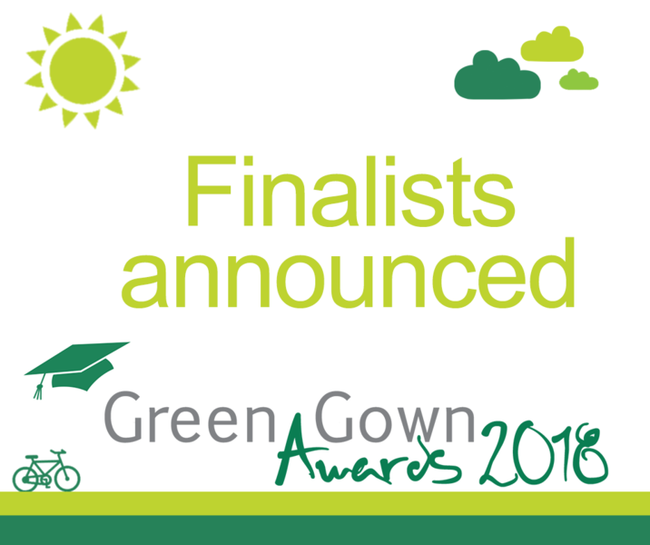2018 Finalists | Green Gown Awards