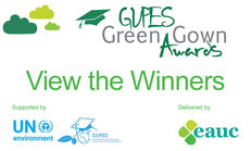 GUPES Green Gown Awards image #1