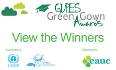 2016 GUPES Green Gown Awards Winners image #1