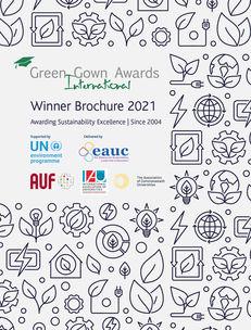2021 International Green Gown Awards Winners image #2