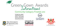 IGGA 2016 Community Finalists