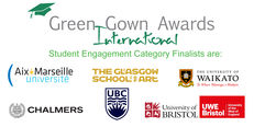 IGGA 2016 Student Engagement Finalists