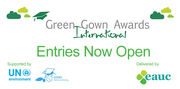 2018-2019 International Green Gown Awards Launched